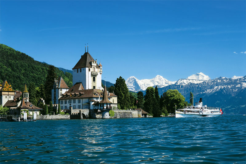 Lake Thun cruise