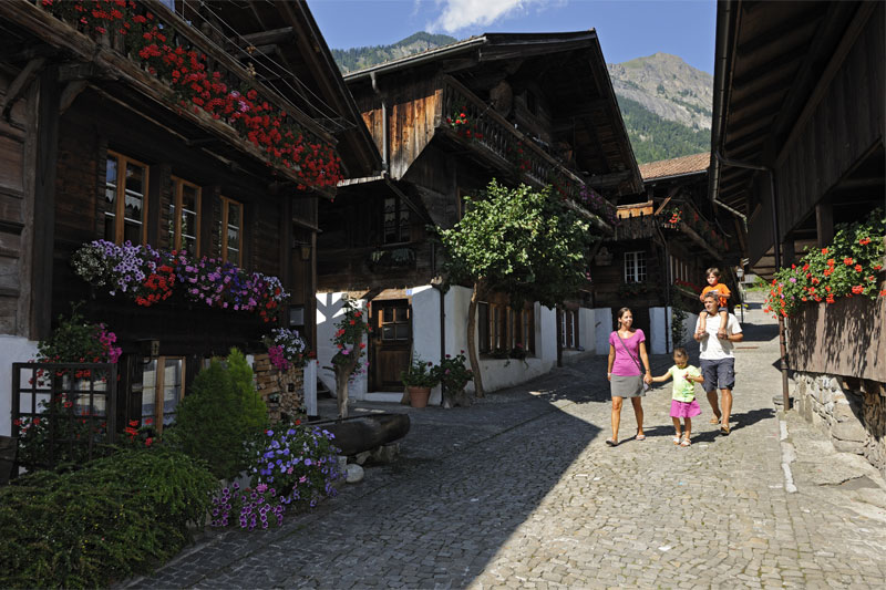Village of Brienz