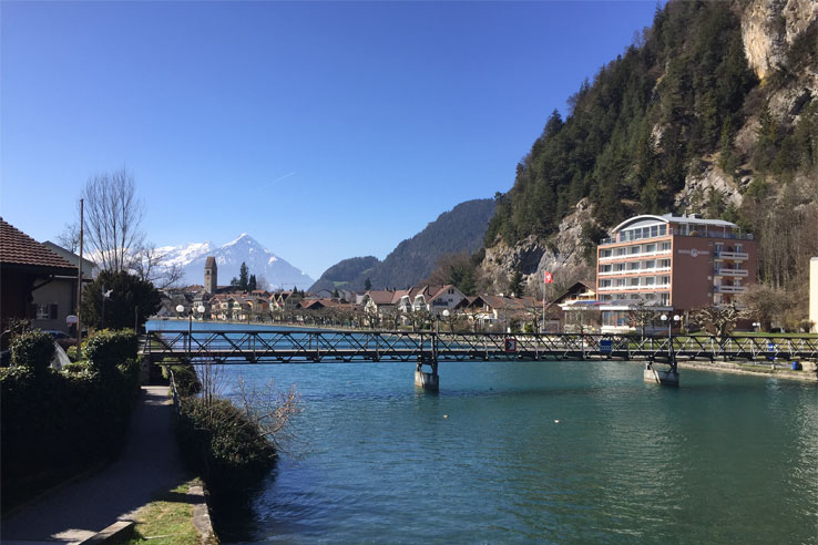 Aparthotel Goldey, Interlaken