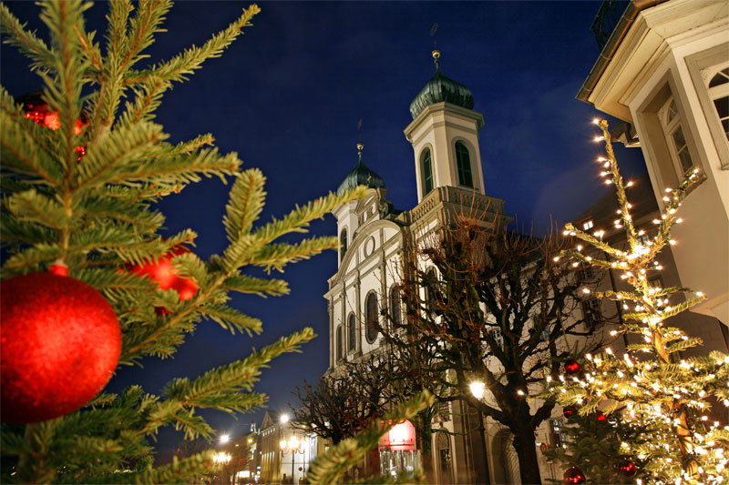 Christmas in Lucerne