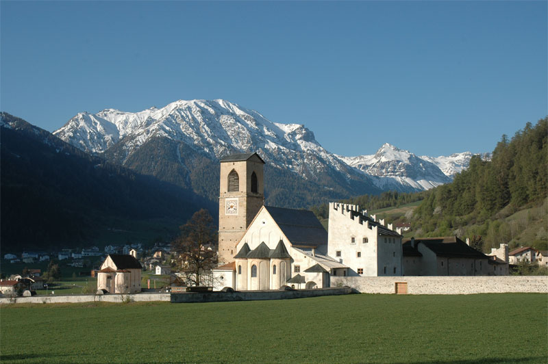 UNESCO World Heritage Site of St Johann convent