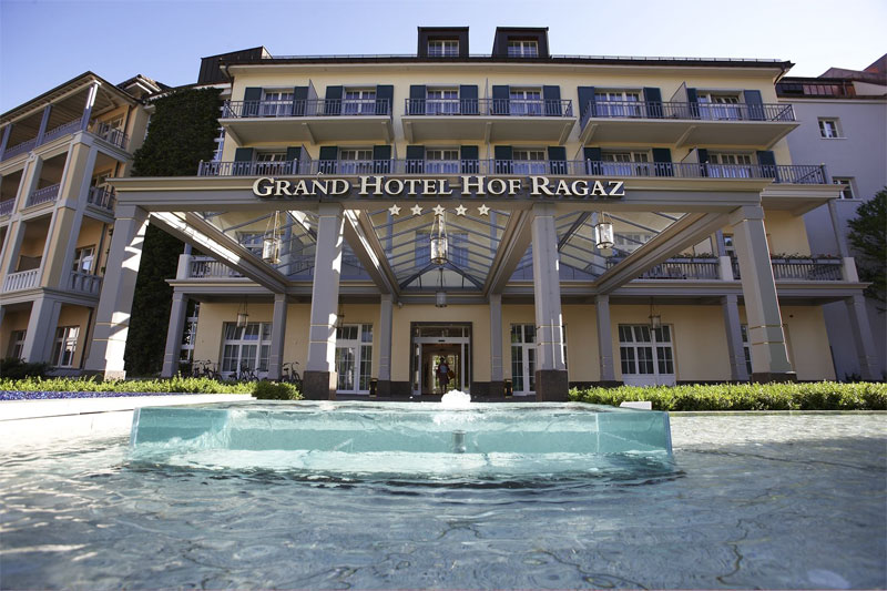 A splendid holiday in Bad Ragaz