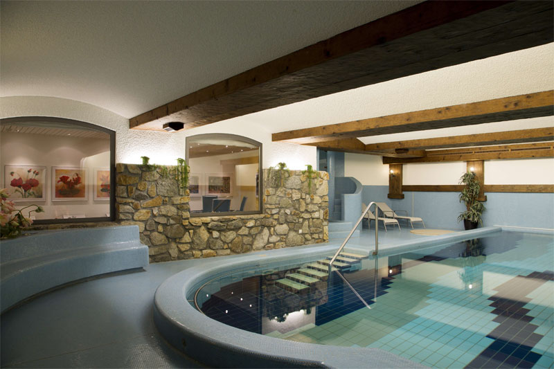 Sunstar Hotel Klosters,  pool
