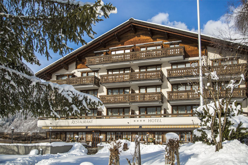Hotel Sunstar, Klosters