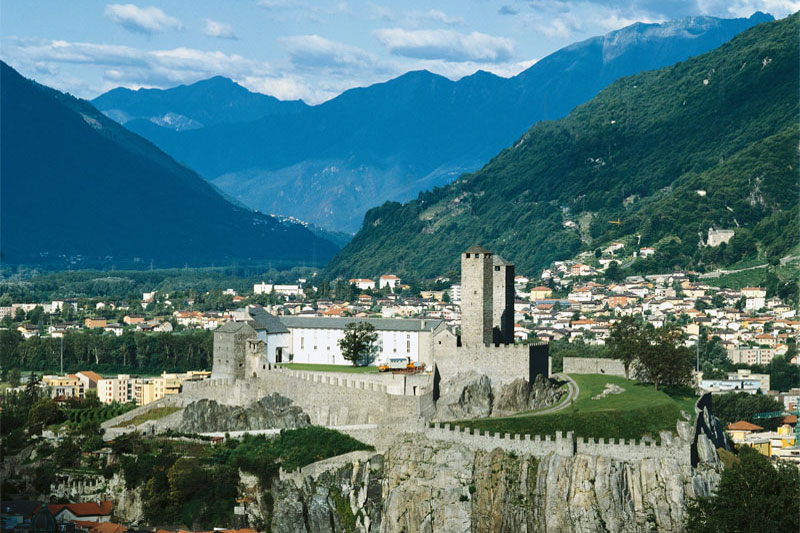 Historic Bellinzona