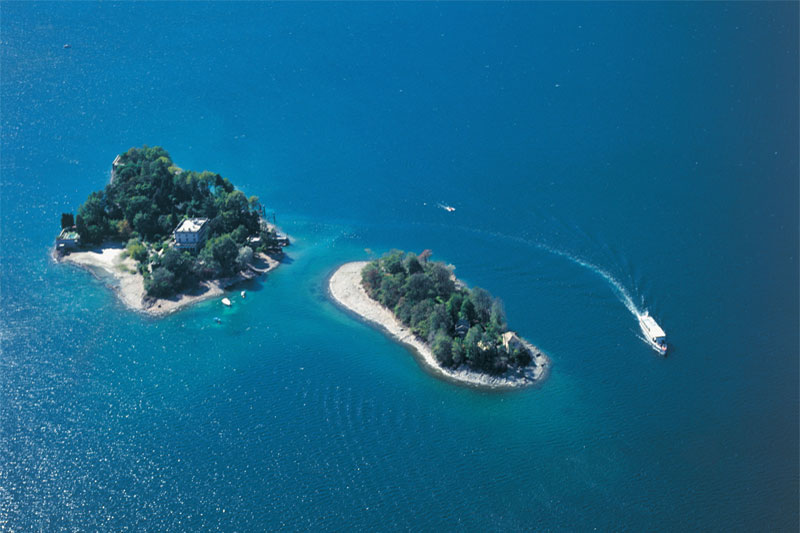 Cruise to the Brissago Islands, Lake Maggiore