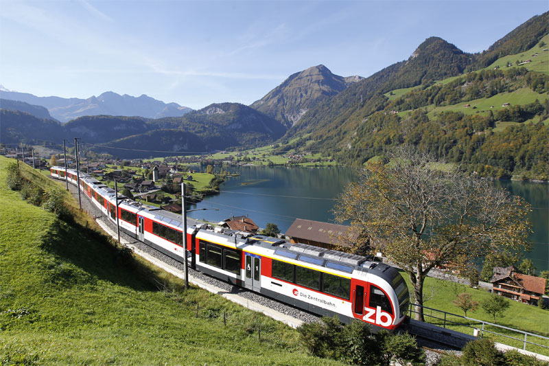 GoldenPass/Luzern-Interlaken Express
